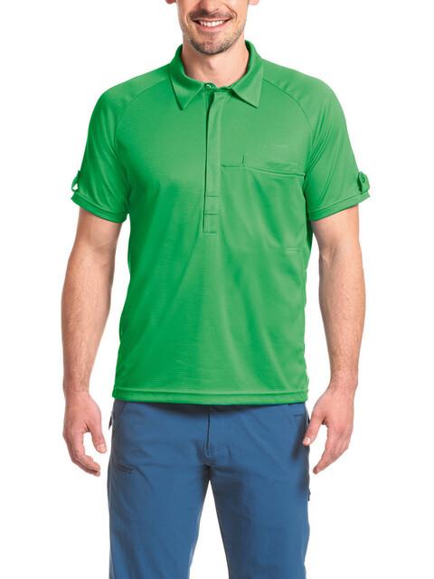 Maier Sports Fresh Polo Shirt Men Fern Green